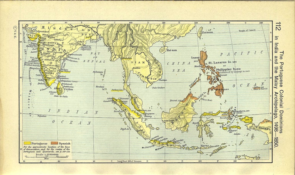 Spanish Philippines Map.Exploration And Colonization Transpacificproject Com